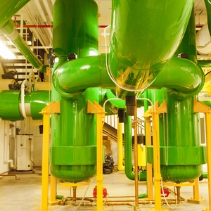 Ball State University Geothermal Energy System