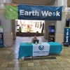 To kick off the e-waste recycling drive, we had an informational booth available for students, faculty and staff in the center atrium of Aloha Tower Marketplace