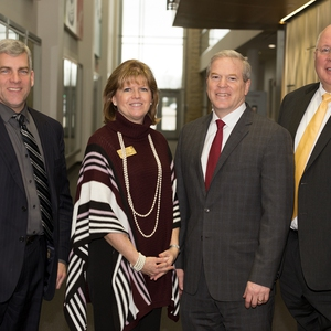 Growing Sustainable Communities Together Through Leadership in Higher Education