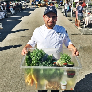 From Farm to Fork at Rice University